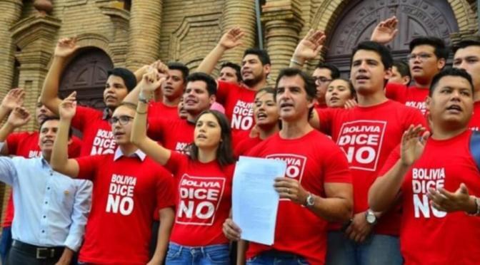 Oposición pretende dispersar el voto para debilitar el Proceso de Cambio