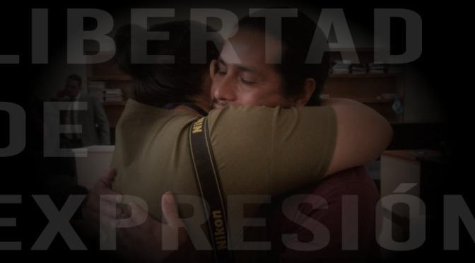 Liberan a periodista indígena guatemalteco acusado de terrorismo
