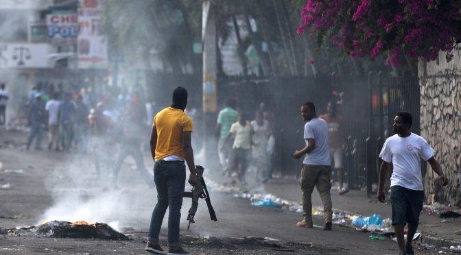 La crisis de Haití: punto de bifurcación y no retorno