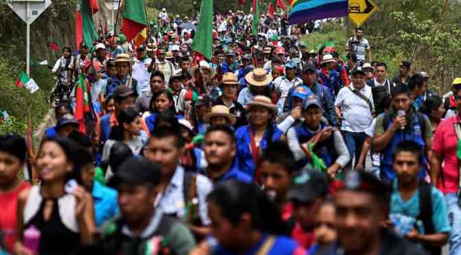 Colombia neoliberal – Donde la vida tiene que derrotar a la muerte