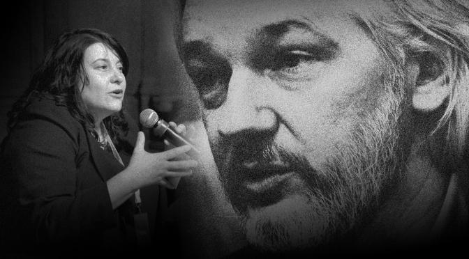 En entrevista con Randy Credico, la periodista de investigación Stefania Maurizi habla de Assange, la protección de la fuente y el ascenso del fascismo
