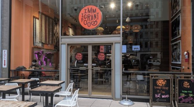 El Restaurante DC Anti-Trump-Themed es propiedad de los cabilderos de los líderes golpistas de derecha