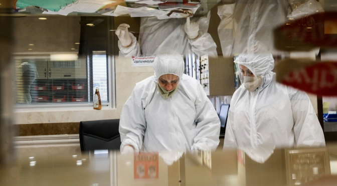 """Cómo las víctimas de la campaña """"Presión Máxima"""" de los EE.UU. están lidiando con el Coronavirus"""