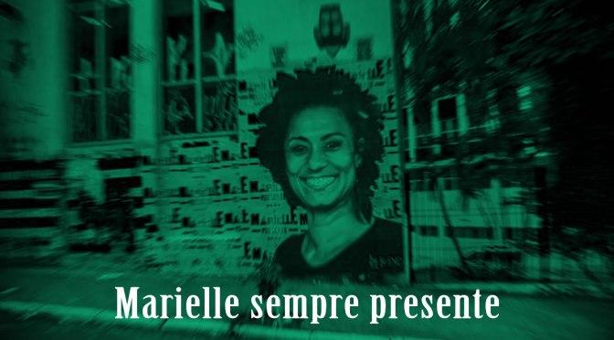 El Brasil de hoy es peor que el de Marielle Franco. Pero su futuro será de las Marielles