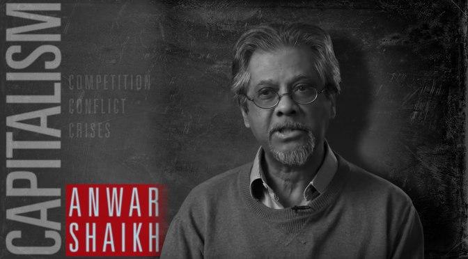 """""""Las preguntas fundamentales sobre el capitalismo vuelven a plantearse"""". Entrevista a Anwar Shaikh"""