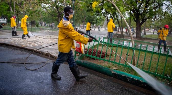 Los expertos advierten: Años de intervención de EE.UU. han preparado el escenario para un brote mortal de Coronavirus en Haití