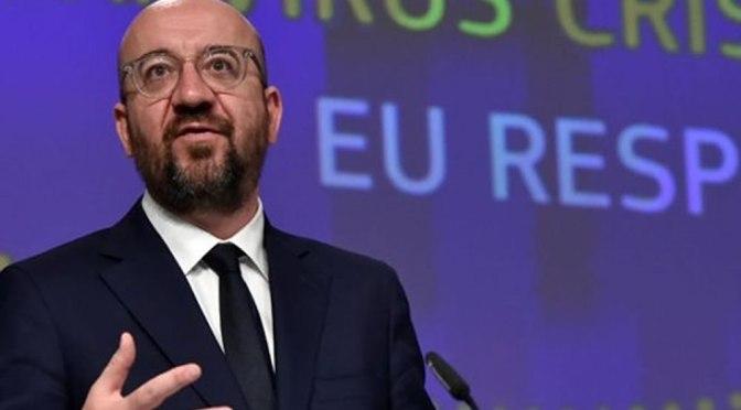 El Caballo de Troika: El paquete Corona de la UE pone a Italia (y al sur de Europa) bajo asedio económico