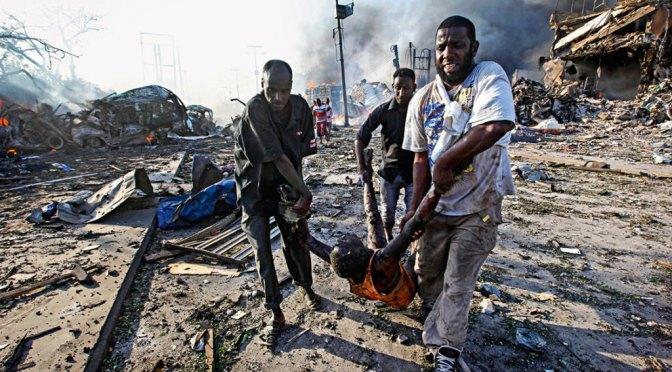 Estados Unidos continúa con sus políticas imperialistas a pesar de la pandemia de COVID-19