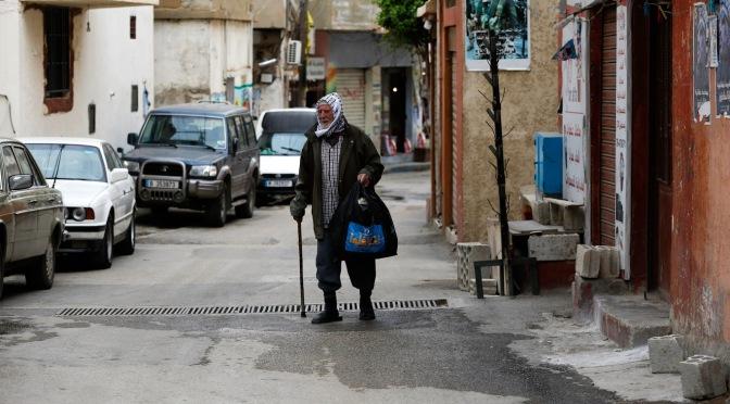 Desde el Líbano a Siria, el mundo árabe está defraudando a los refugiados palestinos