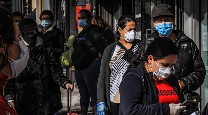 Sobrevivir a esta pandemia es difícil, para los más vulnerables de América, es casi imposible
