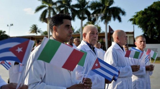 """La biotecnología y el """"internacionalismo de la medicina"""" de Cuba. El """"Bioimperialismo"""" de Monsanto contra la """"Biosolidaridad"""" de Cuba"""