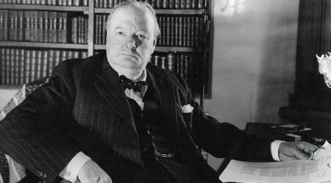 La horrible verdad sobre Winston Churchill