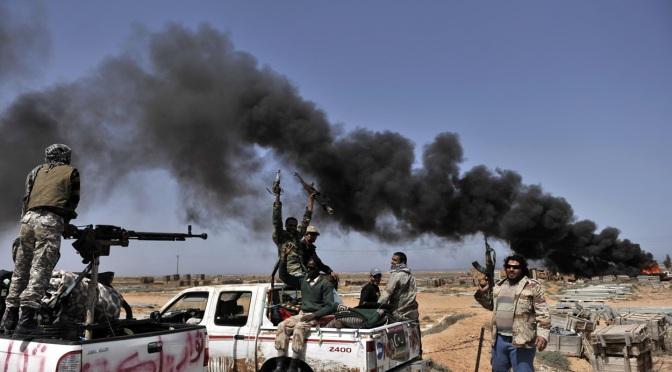 La UE sigue hablando tonterías sobre Libia. Pero, ¿cuál es la verdadera razón por la que sus barcos de guerra están en el Mediterráneo Oriental?