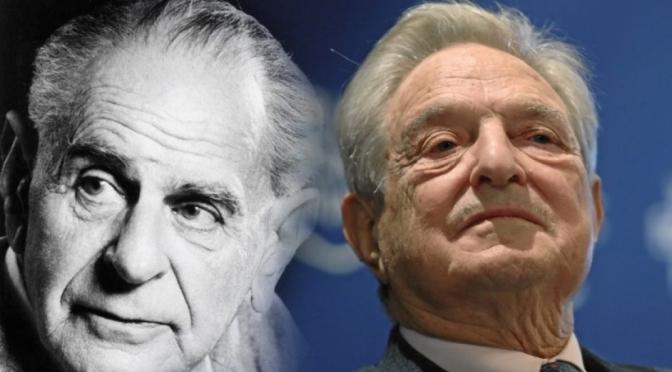 La sofisticación de Soros y la lucha por dar forma a una nueva ciencia económica