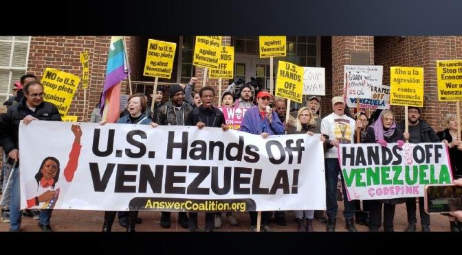 EE.UU. reforzará las sanciones a Venezuela tras la incautación de gasolina