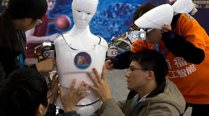 El gobierno federal lanza un plan bipartidista contra China para la inteligencia artificial