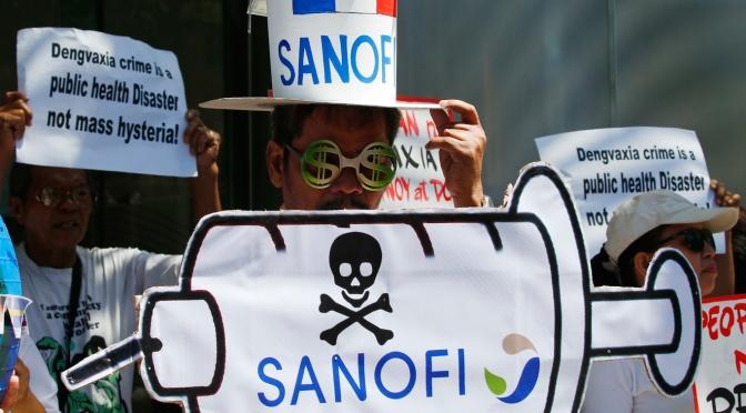Los gigantes de las grandes farmacéuticas GlaxoSmithKline y Sanofi reciben 2.100 millones de dólares para desarrollar la vacuna COVID
