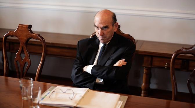 La incredulidad como triunfo designa al criminal contrarrevolucionario Elliott Abrams como enviado de Irán