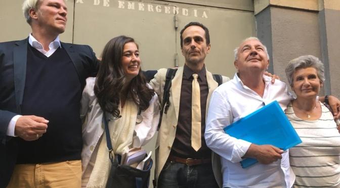 """""""Médicos por la Verdad"""" se pronuncian en Madrid, denuncian a Covid-19 """"Falsa Pandemia"""""""