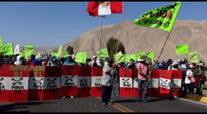 Extractivismo y explotación en el Perú