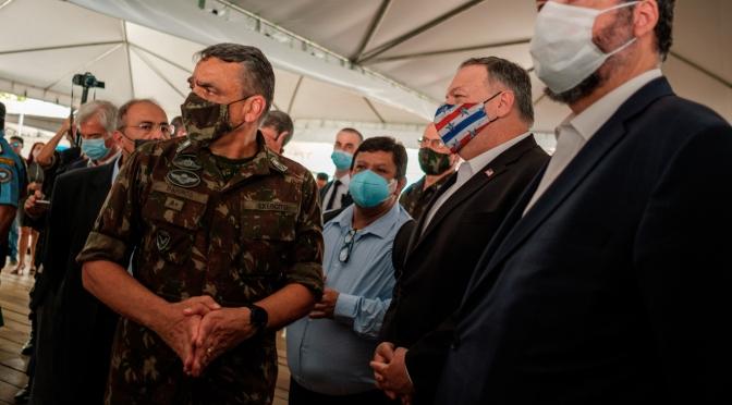 Pompeo anuncia la financiación de la asistencia social, la atención de la salud y el apoyo a los indígenas. En Venezuela