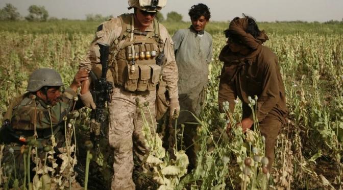 La adicción de la CIA a la guerra de Afganistán