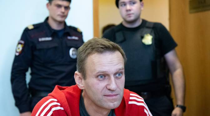 Rusia – Nord Stream 2 vs. Envenenamiento de Alexei Navalny