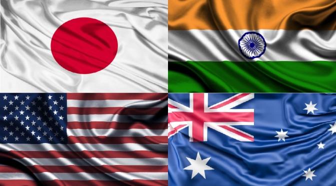 EE.UU. busca una alianza formal similar a la OTAN con India, Japón y Australia