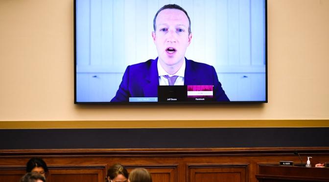 """Reporte: Facebook """"Cómplice"""" en su papel de """"Motor mundial de la violencia antimusulmana"""""""