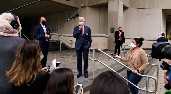 El editorial del Times deja deslizar la política de Joe Biden para América Latina: Más golpes al estilo de Obama