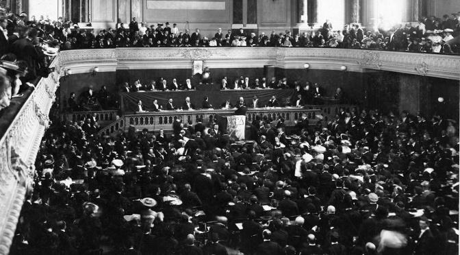 Sí, hay un Congreso Sionista Mundial – y se está reuniendo ahora