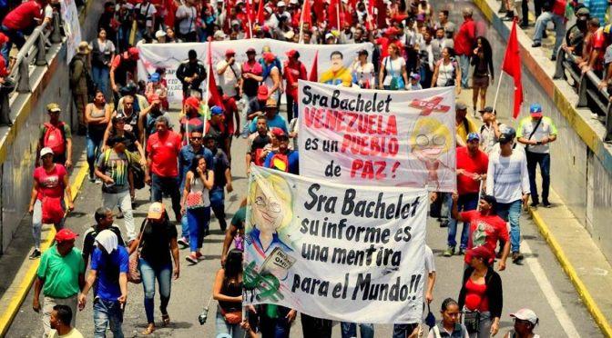 """Datos y precisiones que no puedes ignorar del informe """"La verdad de Venezuela contra la infamia"""""""