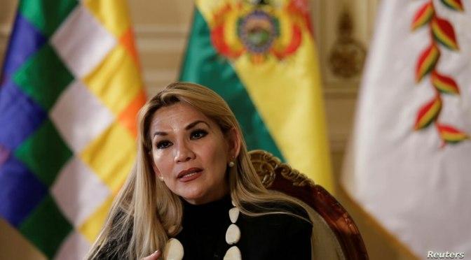El golpe de Elon Musk, el títere Áñez, fue arrestada tratando de escapar de la justicia boliviana