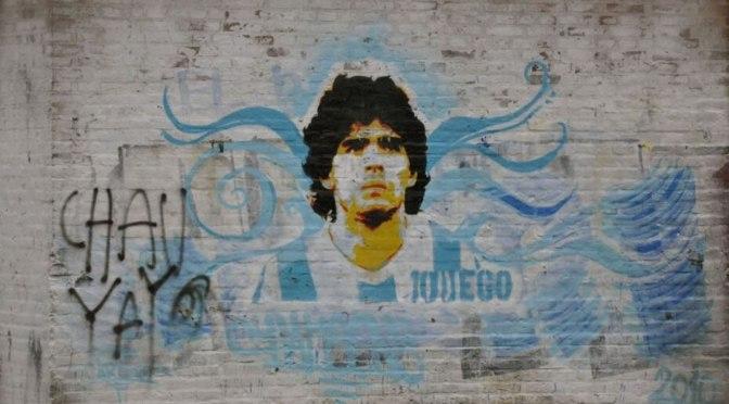 Diego Maradona se dedicó a la política en los deportes… Por eso era tan querido.