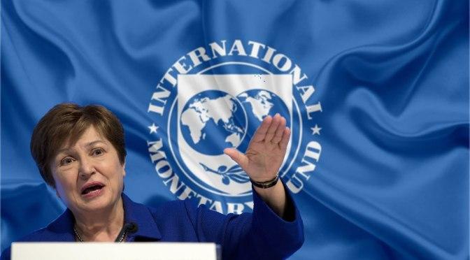 FMI al rescate: el infierno está encantador