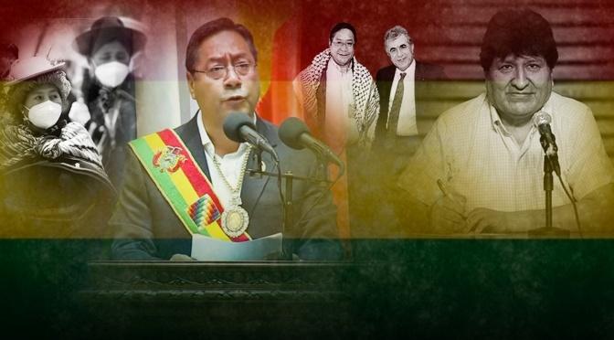 Bolivia: El nuevo gobierno trabaja para deshacer los daños causados por el régimen de Añez apoyado por los EE.UU.