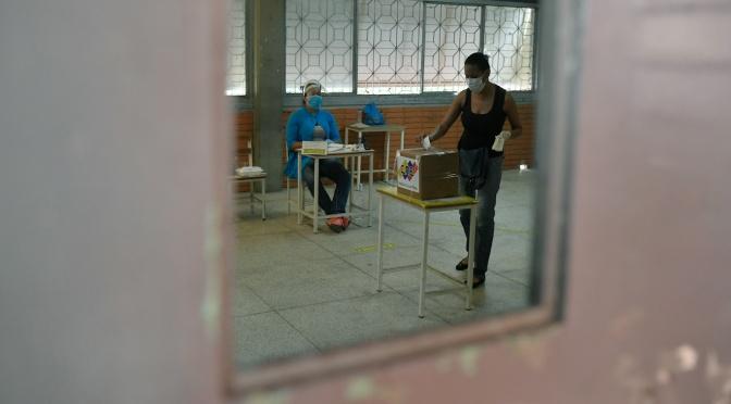 La baja participación, pero las elecciones libres en Venezuela son un golpe para el cambio de régimen