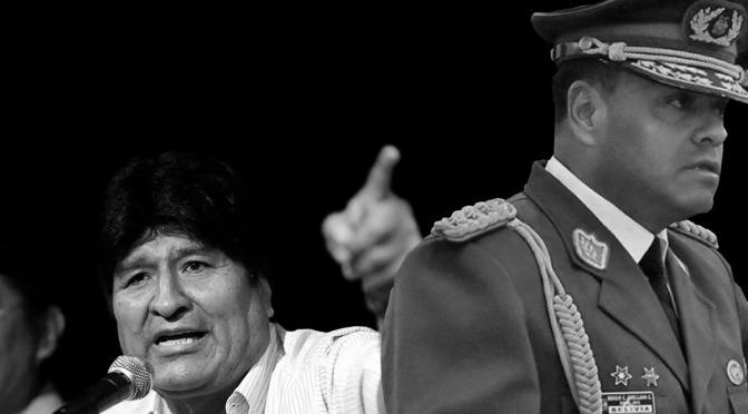 ¿Qué evitó un nuevo golpe en Bolivia?