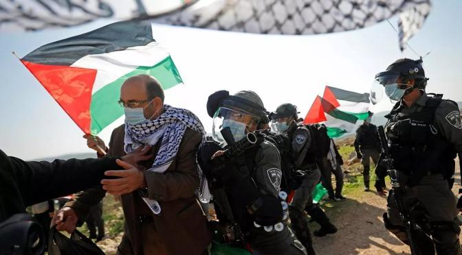 No hay esperanza para los palestinos