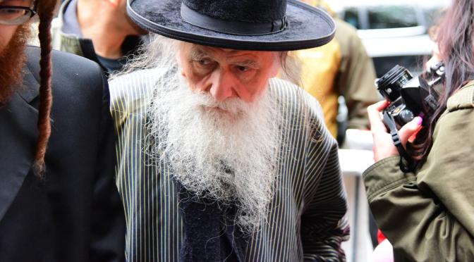 El rabino Moshe Ber Beck soportó casi un siglo de lucha por sus creencias