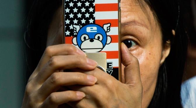 La prohibición de la tecnología en China refleja los intentos de los años 80 de destruir la competencia japonesa