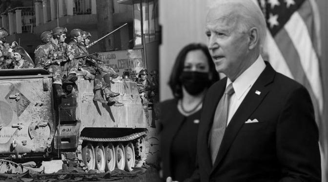Biden y los demócratas sembrarán el caos en América Latina