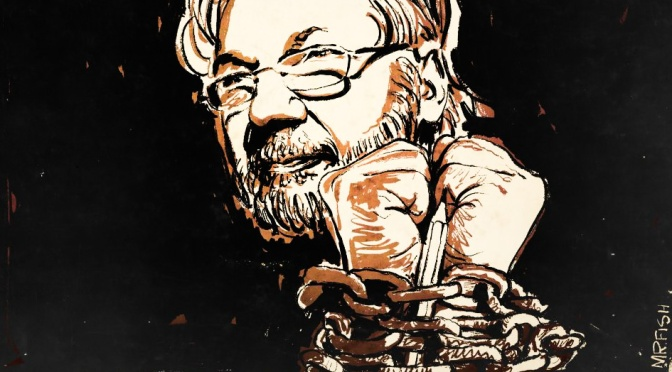 Chris Hedges: El Imperio no ha terminado con Julian Assange