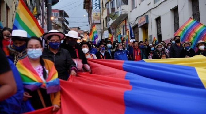 El gobierno de Ecuador, apoyado por Estados Unidos, intenta frenar la victoria electoral de los socialistas
