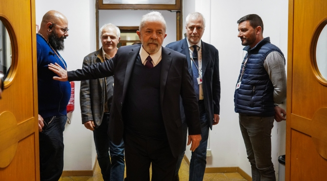 ¿Regresará Lula? Los imperialistas globales y los extractores de recursos se estremecen ante la perspectiva
