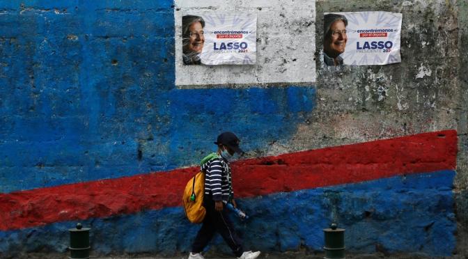 Elecciones en Ecuador: EEUU se asegura otro campeón neoliberal sin intervenir (abiertamente)