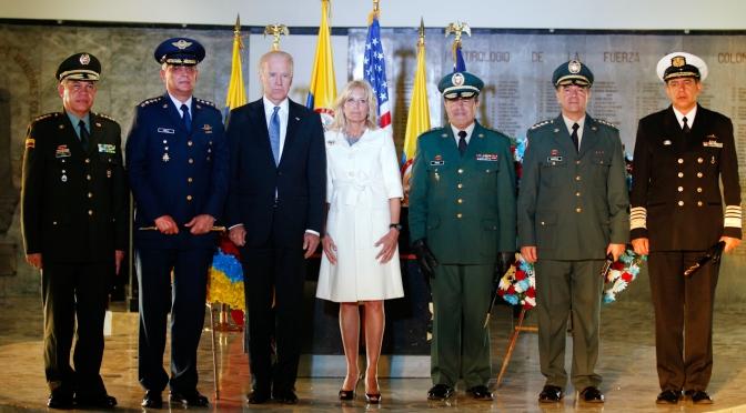 Biden apoya la reactivación de su obra: El Plan Colombia 2.0 comenzará el próximo mes