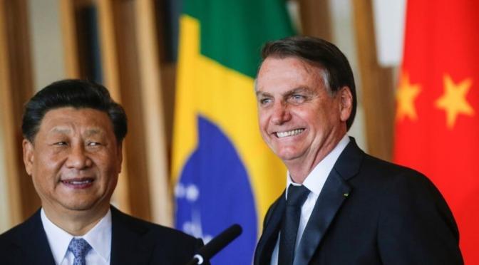 China asciende en América Latina mientras se pone el sol en la Doctrina Monroe