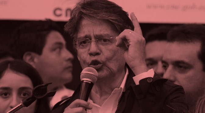 Un millonario ecuatoriano gana las elecciones presidenciales: Estados Unidos gana; los pobres pierden
