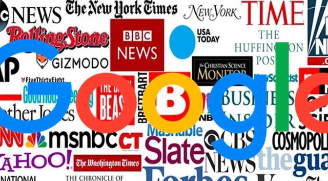 La manipulación de los algoritmos es lo único que mantiene vivos a los medios de comunicación convencionales